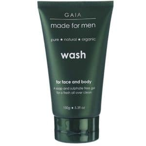 Gaia Made for Men - Wash for Face & Body, 150 ml-0