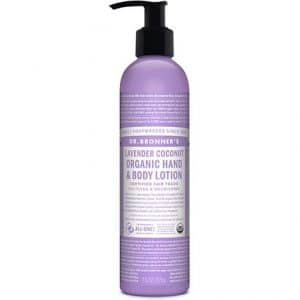 Dr Bronner's - Hand & Body Lotion Lavender Coconut, 240 ml-0