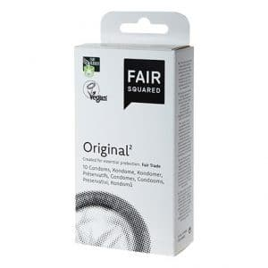 Fair Squared - Fair Trade-märkta kondomer Original 10-pack-0