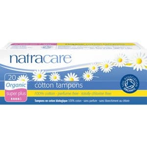 Natracare - Ekologisk tampong Super Plus, 20-pack-0