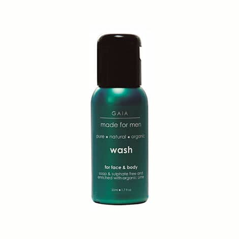 Gaia Made for Men - Wash for Face & Body, 50 ml-0