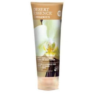 Desert Essence - Spicy Vanilla Chai Hand & Body Lotion-0