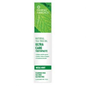 Desert Essence - Toothpaste Ultra Care Mega MInt-0