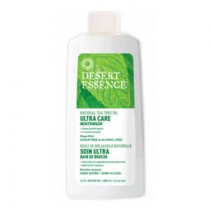 Desert Essence - Mouthwash Ultra Care Mega Mint, 480 ml-0