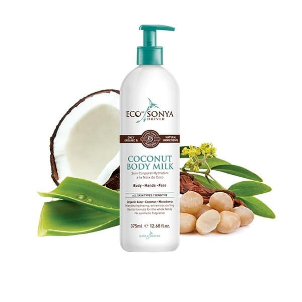 Eco By Sonya - Coconut Body Milk, 375 ml-0