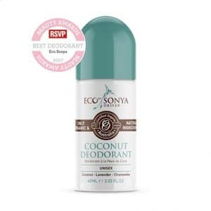 Eco By Sonya - Coconut Deodorant Roll-On, 60 ml-9968