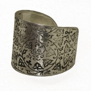Smycken - Fair Trade Ivy Vine Cuff-0