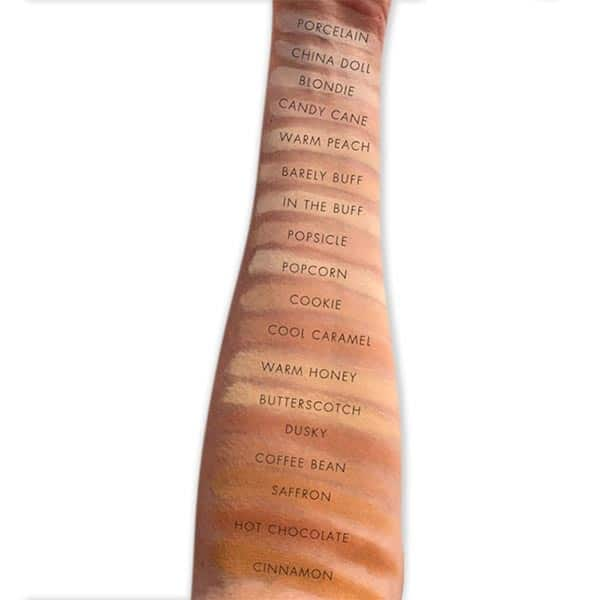 Lily Lolo - Mineral Foundation SPF 15, 10 gr-11029