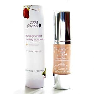 100% Pure - Fruit Pigmented Healthy Foundation: Välj färg-0