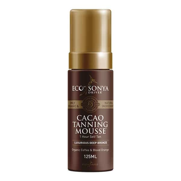 Eco By Sonya - Cacao Tanning Mousse, 125 ml-11427