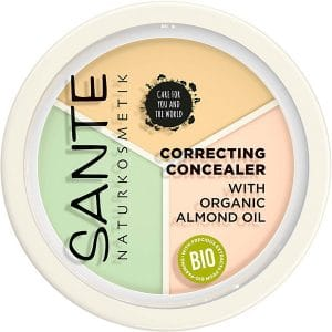 Sante - Correcting Concealer Cream Powder, 3x2 gr-0