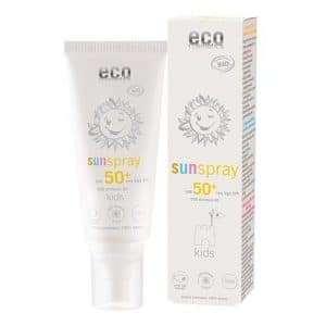 Eco Cosmetics - Solspray Kids SPF 50+, 100ml-0