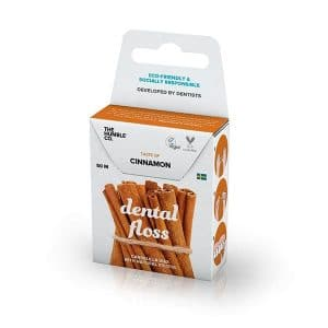 The Humble Co - Dental Floss Cinnamon, 50 m-0