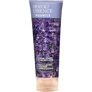 Desert Essence - Bulgarian Lavender Hand & body Lotion, 237 ml-0