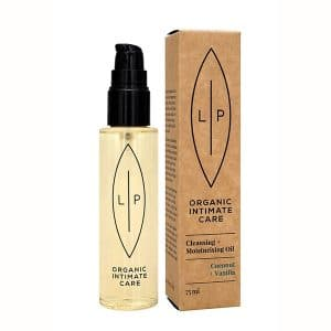 Lip Intimate Care - Cleansing + Moisturising Oil Coconut + Vanilla, 75 ml-0