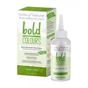 Tints of Nature - Bold Colours Green-0