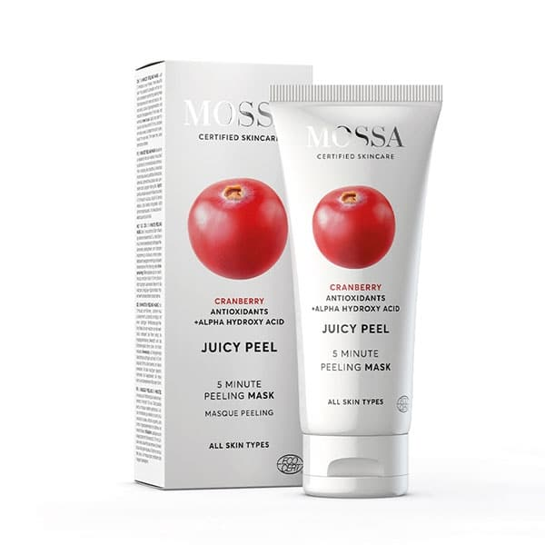 Mossa - Juicy Peel 5 Minute Peeling Mask, 60 ml-0
