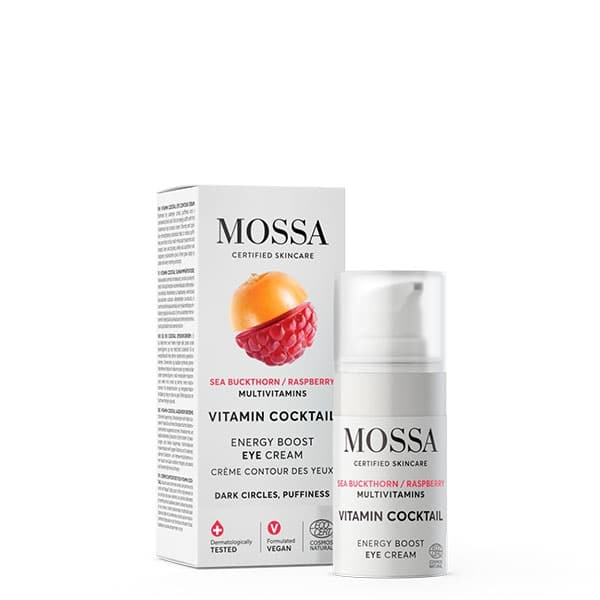 Mossa - Vitamin Cocktail Energy Boost Eye Cream, 15 ml-0